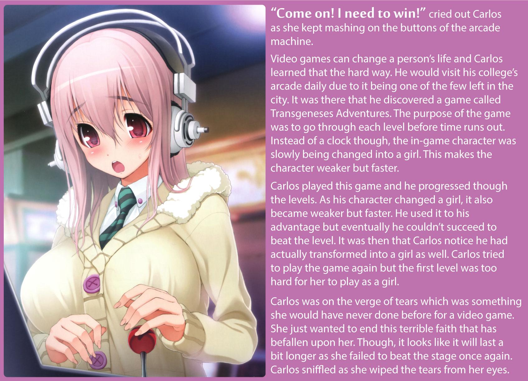 Tg Video Games